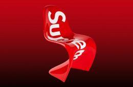 La Vitra Panton Chair di Supreme