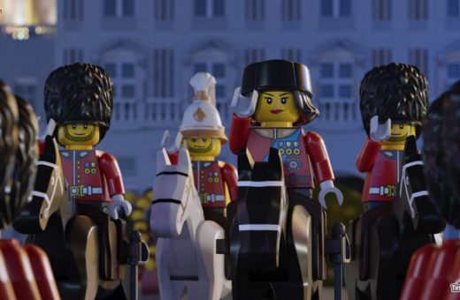 8 Netflix series recreated in LEGO
