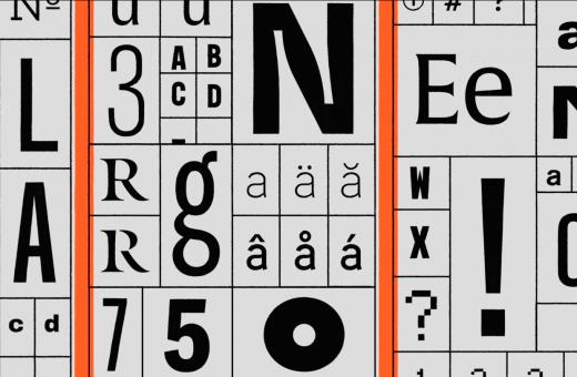 Il corto che spiega l'importanza della tipografia