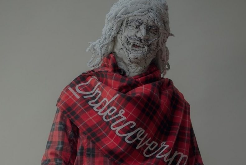 """""""Neoboy"""", the Fall/Winter 2022 collection by UNDERCOVERISM"""