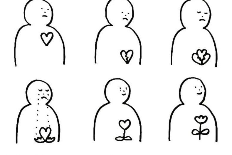 I disegnini ironici e curativi di Constant Bagel Therapy
