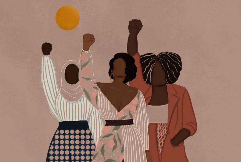 Uguaglianza e body positivity nelle illustrazioni di Melissa Koby