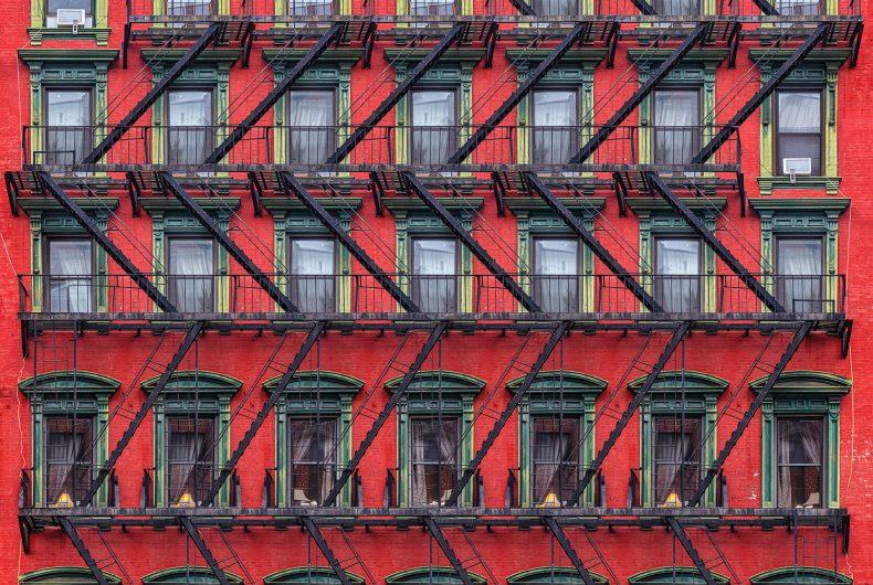 La geometria dell'architettura negli scatti di Paul Brouns