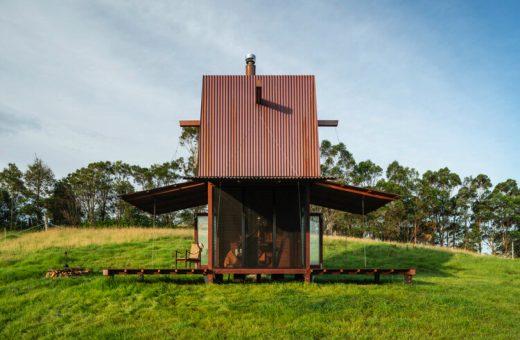 Permanent Camping, la piccola casa tra le colline australiane