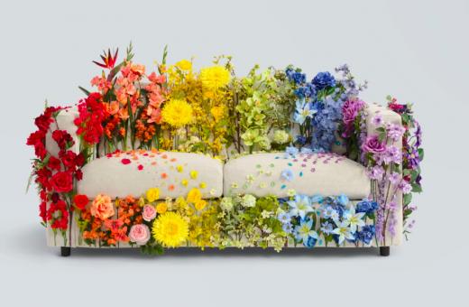 Love Seats, IKEA Canada's sofas celebrating love