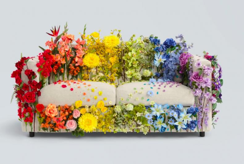 Love Seats, i divani di IKEA Canada che celebrano l'amore