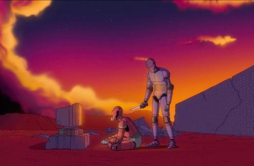 """""""The Desert"""", il mondo post-umano di Michael Dockery"""