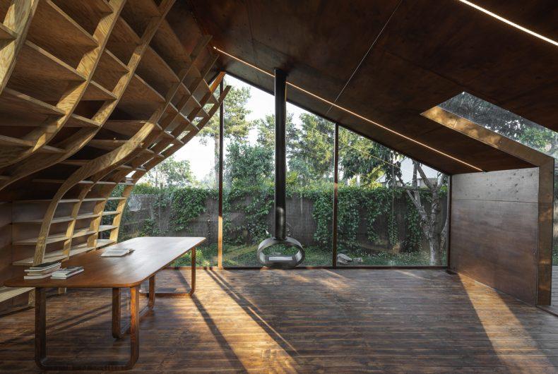 La Writers Cabin è per chi sogna un luogo dove scrivere