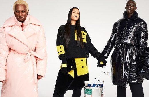 Acne Studios torna con il secondo drop della collezione Face FW21