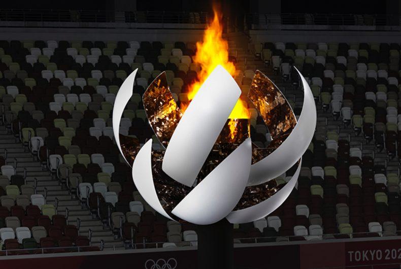 Tutto sul braciere olimpico firmato da Nendo