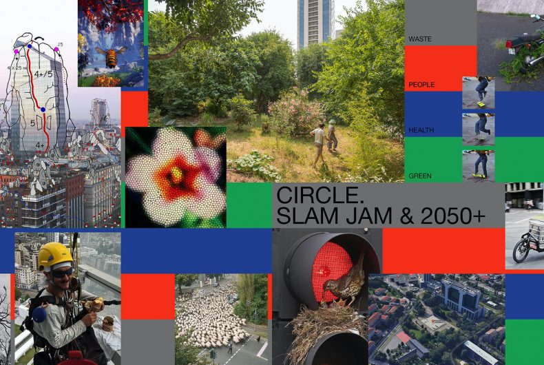 Circle, the platform by Slam Jam and 2050+