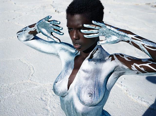 #NSFW, la nude photography di Rankin | Collater.al