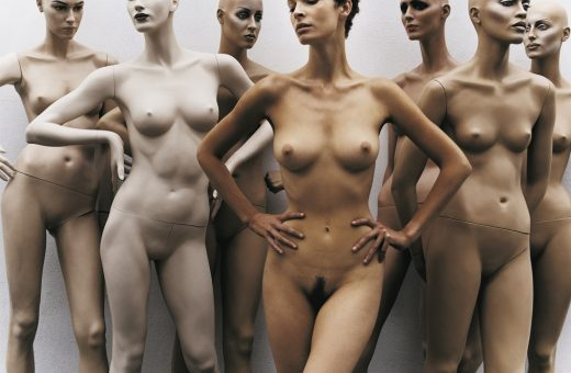 #NSFW, nude photography by Rankin