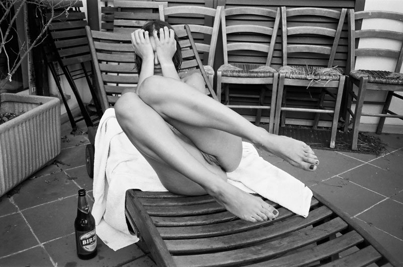 Femininity in black and white by Giangiacomo Pepe