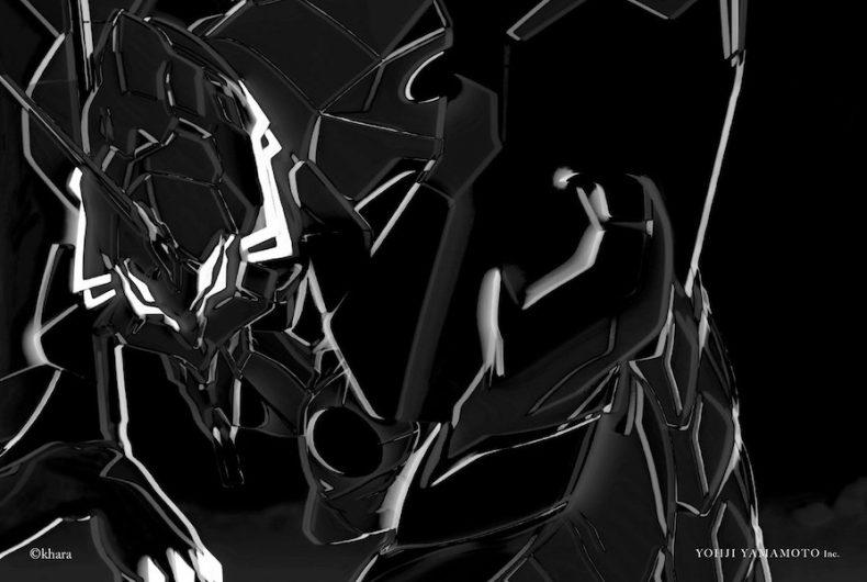 La collaborazione tra Ground Y di Yohji Yamamoto ed Evangelion 3.0+1.01