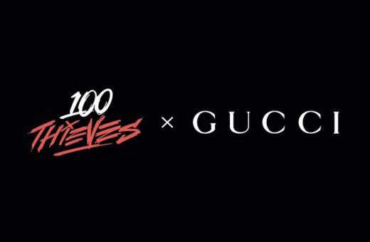 Gucci returns to the world of gaming through a collaboration with 100 Thieves