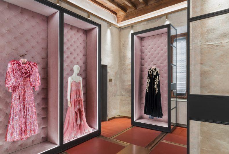 Gucci inaugura la sua nuova casa dell'archivio a Palazzo Settimanni
