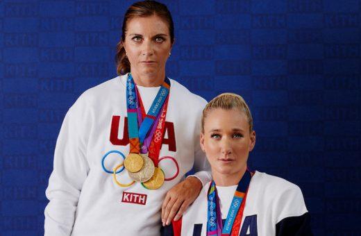 Kith's collection celebrating Team USA