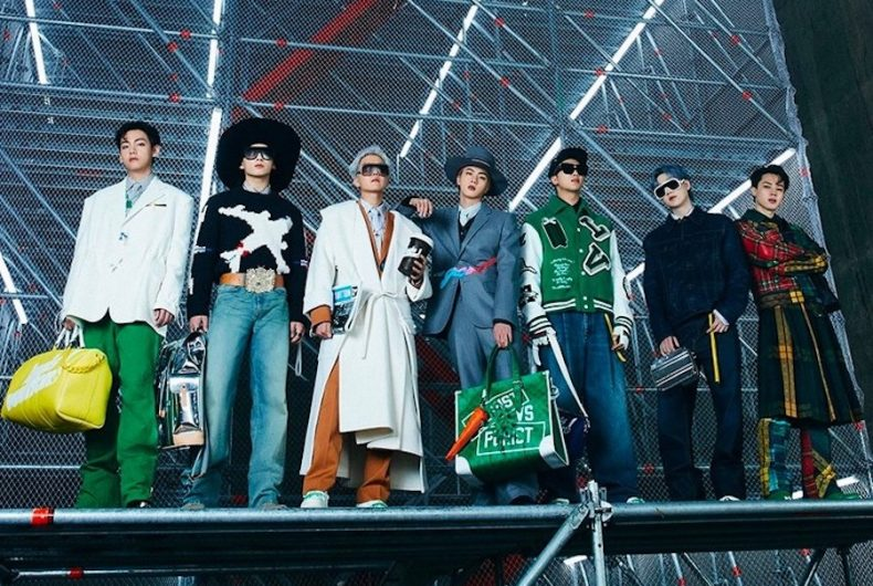 Lo show spin-off a Seoul della FW21 di Louis Vuitton