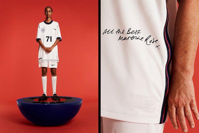 """Martine Rose e Nike celebrano la storia delle """"Lost Lionesses"""""""