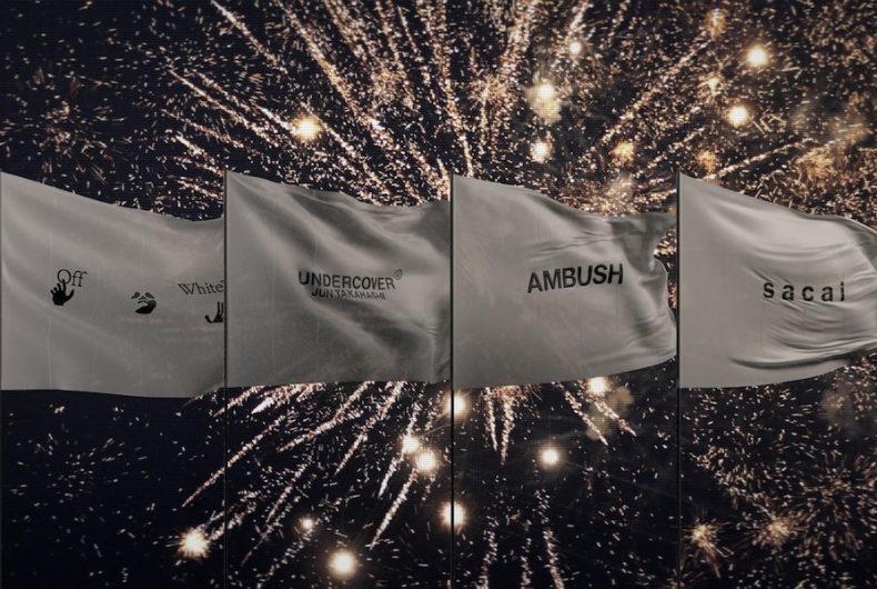 Nike annuncia le sue collaborazioni con sacai, Off-White™, UNDERCOVER e AMBUSH