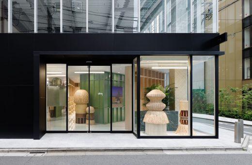Le immagini del nuovo Chapter Store di Stüssy a Shibuya
