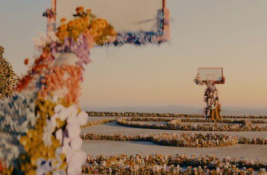 Shane Griffin ricopre il mondo di fiori