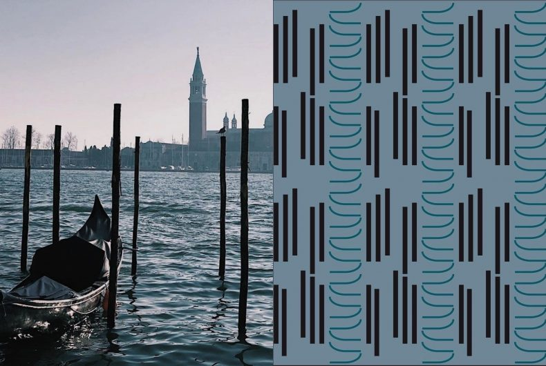 All for the Gram – Venice in pattern