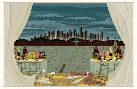 Films and books illustrated by Adam Simpson