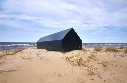 NRJA has designed a house-shaped coffin for architects