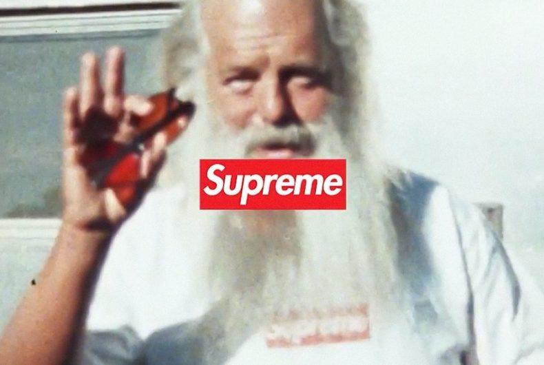Rick Rubin per Supreme, photo tee e saggezza
