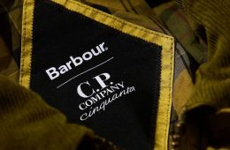 The new C.P. Company x Barbour collection