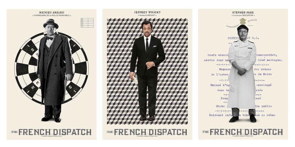The French Dispatch | Collater.al