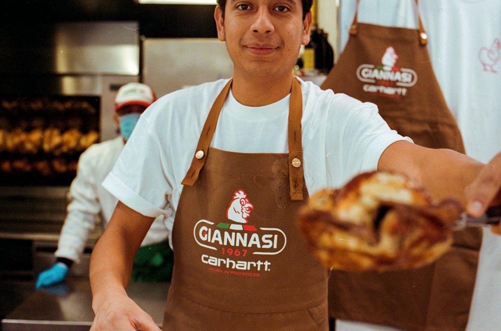 Giannasi x Carhartt WIP