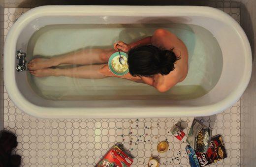 Lee Ann Price paints eating disorders