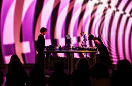 Sounds and images come together for the Live Cinema Festival