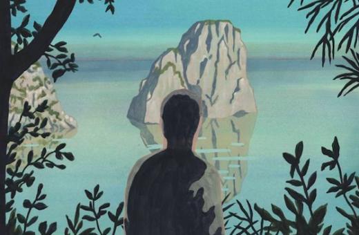 Nature has secrets in Marie Larrivé's paintings