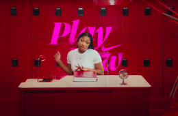 """Megan Thee Stallion in new Nike video """"Play Now"""""""