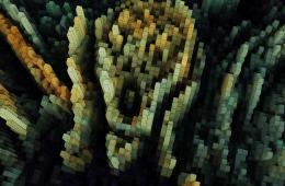 Il viaggio di Invasione Creativa dentro le opere in 3D