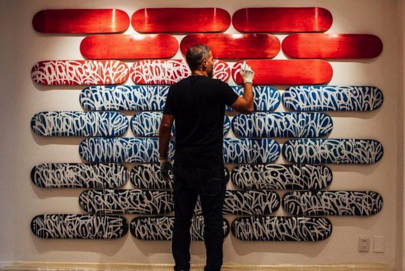 Colori e libertà, l'arte di JonOne