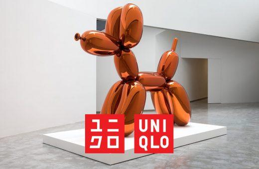 UNIQLO ha presentato la sua collaborazione con Jeff Koons
