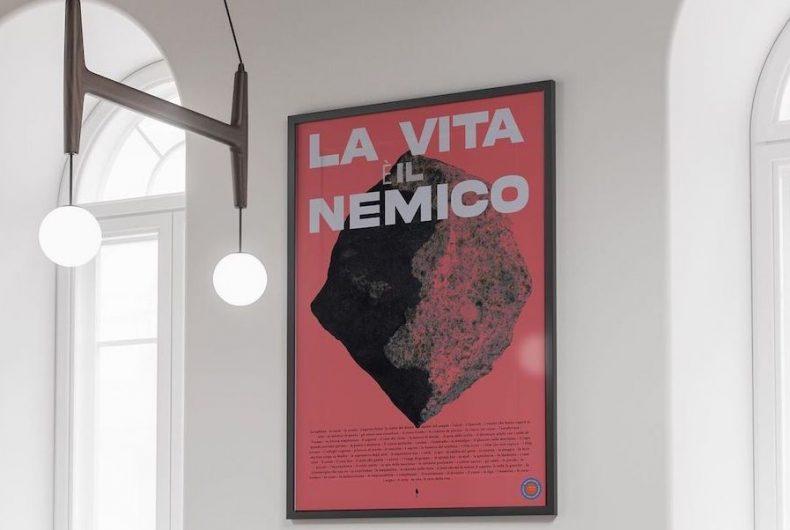 I poster scomodi di Manifesti Abbastanza Ostili