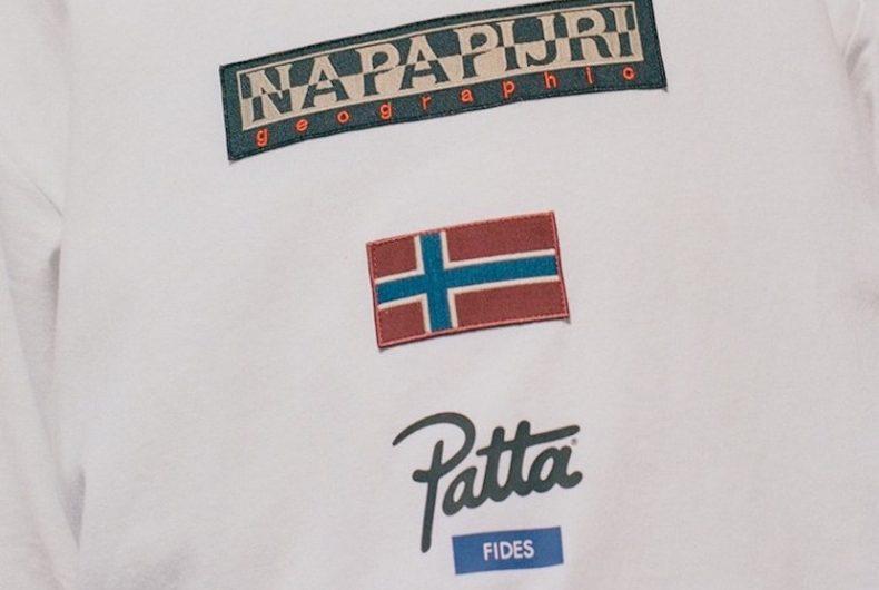 Patta e Napapijri presentano la loro prima collaborazione