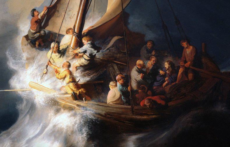 La storia dietro la nuova tee di NOAH ispirata a Rembrandt