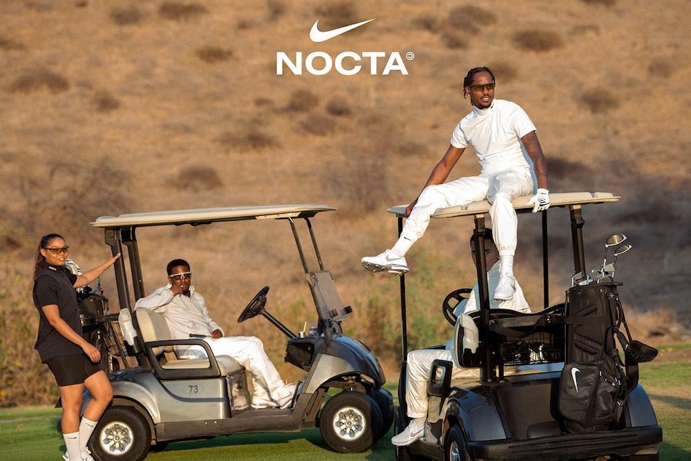NOCTA x Nike Golf