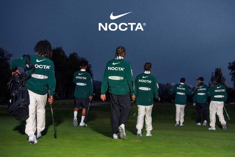 Drake presenta la collezione NOCTA x Nike Golf