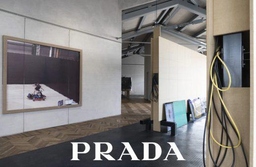 """""""Sturm&Drang"""", Prada presenta un nuovo progetto espositivo"""