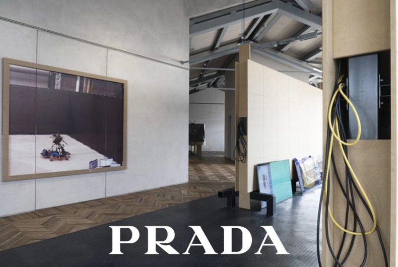 """""""Sturm&Drang"""", Prada presents a new exhibition project"""
