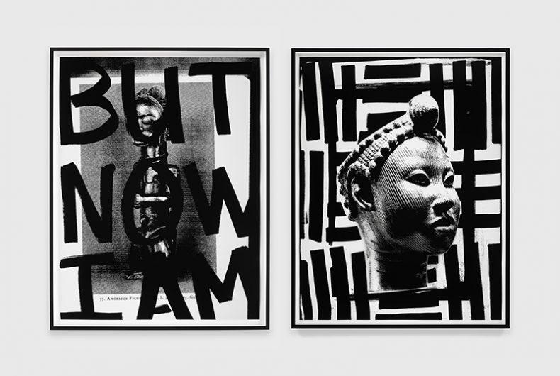 Black Dada by Adam Pendleton