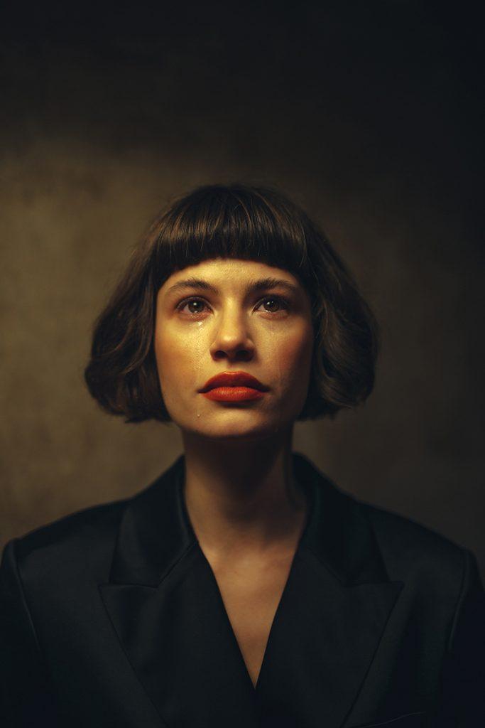 Ezgi Polat's amazing female portraits | Collater.al